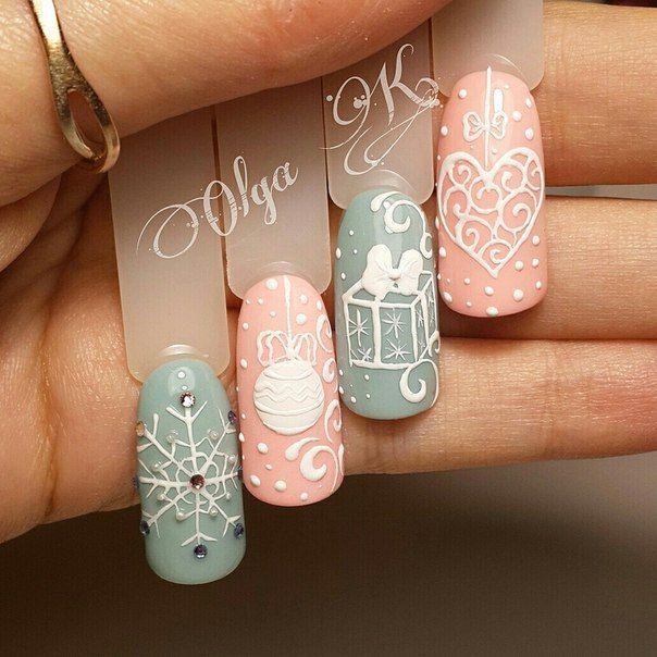 Gel. Art Simple Nail