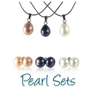 Pearl sets - A Passion for Pearls