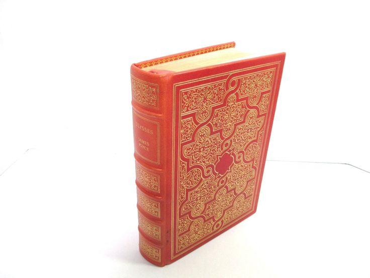Franklin Library Oxford University Press ULYSSES James Joyce Worlds Great Books | eBay
