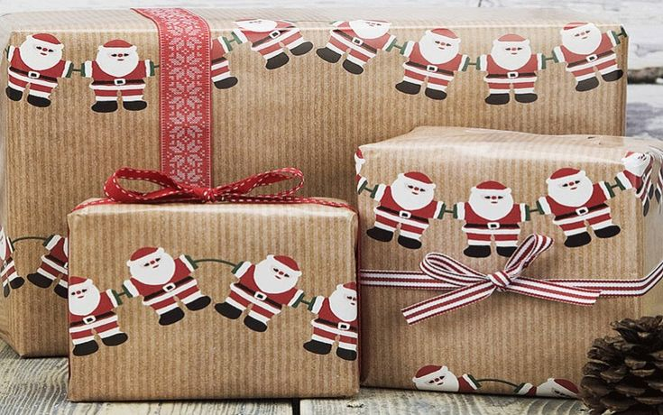 From hamper boxes to wrapping paper, we've handpicked the best gift wraps to make your Christmas presents look extra-special this year.
