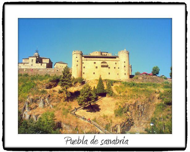 Via de la Plata (Silver Way), Section 8/10: From Puebla de Sanabria to A Gudiña