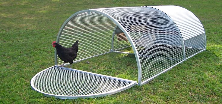 Royal Rooster - Mobile, Backyard Chicken Coops - buy AUS made!