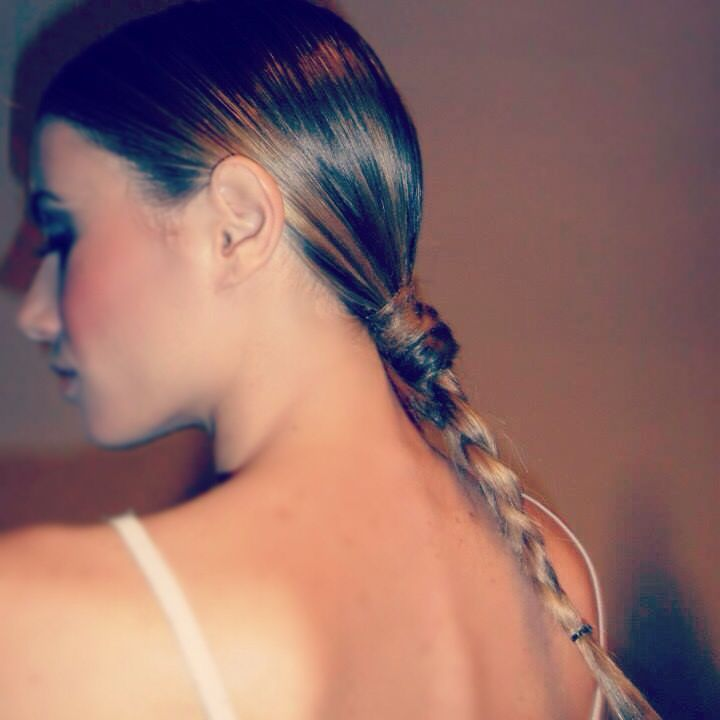 Wedding Hair - Runway Mimmo Tuccillo