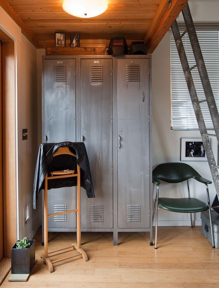 Home & Garden : Un mini loft dans un vieux garage