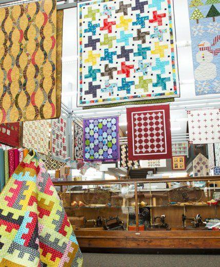 55 best Quilting - SHOPS images on Pinterest | Quilt shops, Shop ... : sew simple quilt shop ozark mo - Adamdwight.com