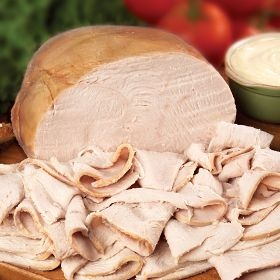 12 Ounces Thickly Sliced Turkey Breast From The Deli