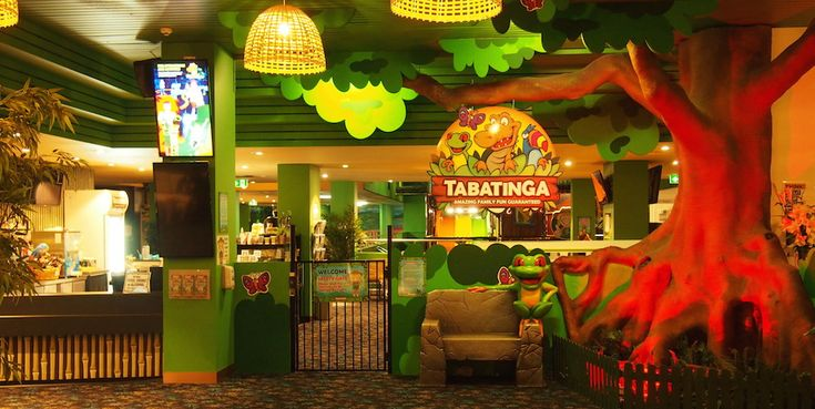 Located inside #Seagulls #Club at #Tweed #Heads, #Tabatinga is a #play #centre like no other.