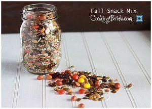 Fall Snack Mix | FaveHealthyRecipes.com