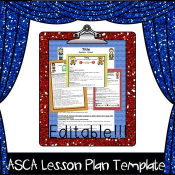 new york state lesson plan template - 25 b sta asca national model id erna p pinterest