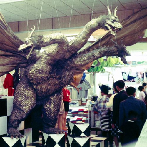 181 best images about King Ghidorah on Pinterest | Sports ...