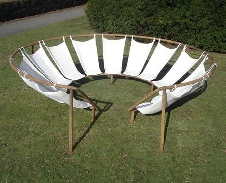 Bebber products CHILL, lounge hangmatten, hangstoelen, cirkel, of...