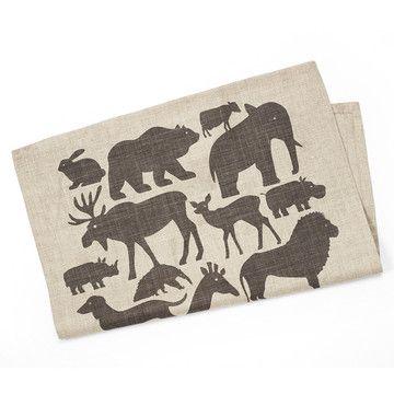 ammased tea towel