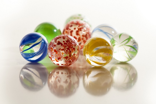 Klinkekuler - P_17.12.2012 - Marble Madness by jcoterhals, via Flickr