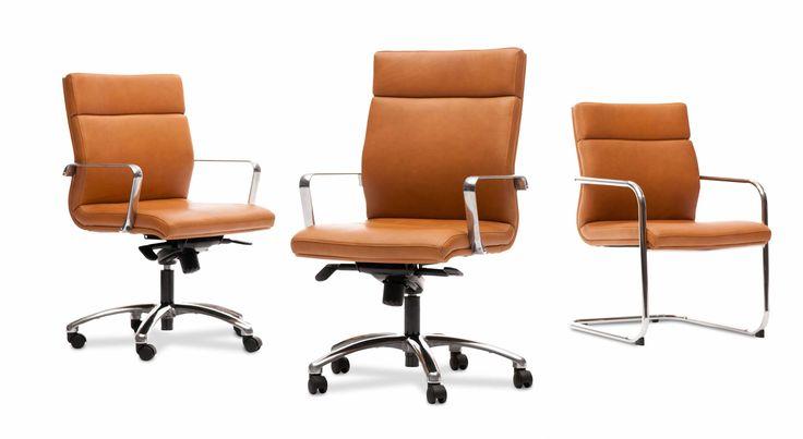 Zenith Interiors: Caesar Executive Chair