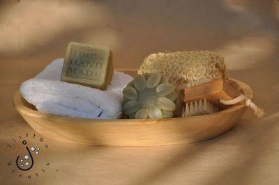 Aloe verás szappan