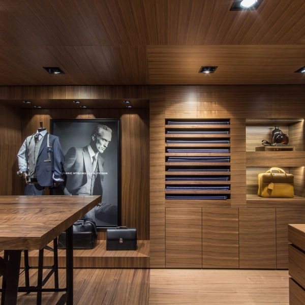 Scabal in Brussels by Blocher Blocher Shops