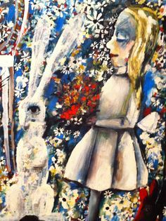 charles blackman alice - Google Search