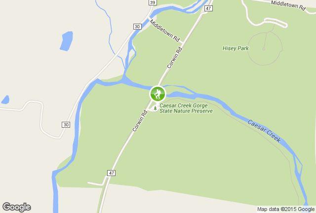 Caesar Creek Gorge State Nature Preserve Waynesville