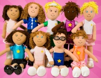 "HURRY!  Last chance for Free Shipping on Go! Go! Sports Girls Dolls at BerryBestMoms.com. Recently featured on Fox & Friends! ""Innocent, strong dolls for young women."" Enter coupon code FREESHIP06 at check-out.  Offer good through 06/11/12. Go! Go! Sports Girls are 14"", plush, sports-themed dolls designed to be a fun and educational way to promote self-appreciation and overall healthy lifestyles for girls ages 3-12. They are age appropriate and don't encourage an older or overly mature image."