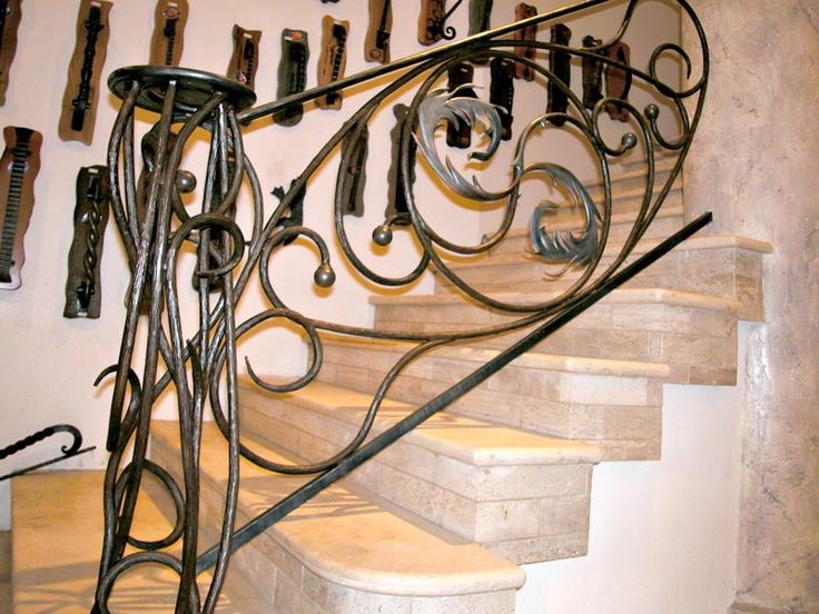 Painting Wrought Iron Stair Railing   Wrought Iron Stair Railing Should  Complement The Existing Style In The Home U2013 Garden Design