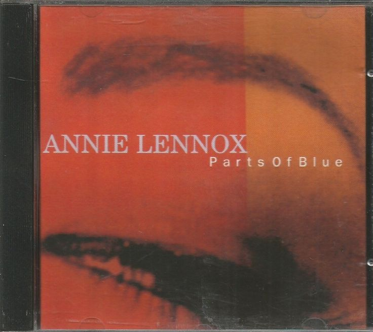 5109 - Annie Lennox - Bootlegs - Parts Of Blue - Montreaux 1992 - UK - CD - TL9300036 - https://eurythmics-ultimate.com/records/5109-annie-lennox-bootlegs-parts-blue-montreaux-1992-uk-cd-tl9300036/