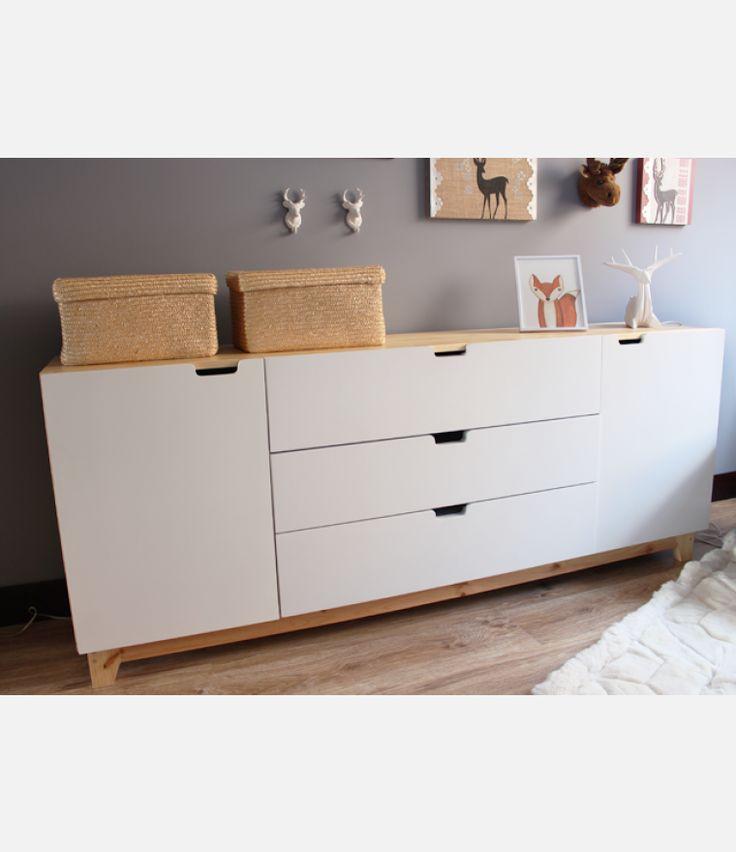 Como se laca un mueble stunning con papel pintado y una for Laca al agua para muebles
