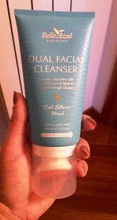 Nel carrello di Chicca: Belle Azul Dual Facial Cleanser - Gel detergente v...