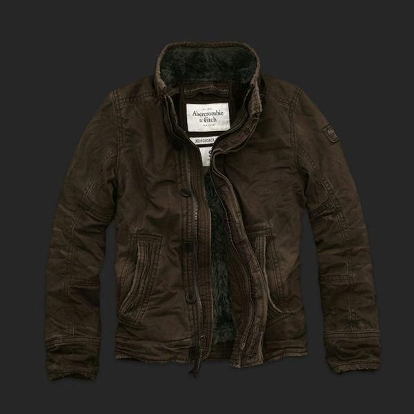 828f7edd01557 Abercrombie   Fitch Mens Coats Jacket 004  leatherjacketsformengreen ...