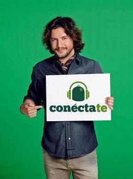 Manuel Carrasco Conectate y reciclavidrio