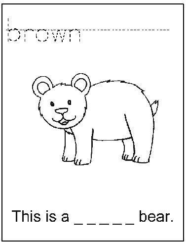 1000 Images About Preschool Hibernation On Pinterest