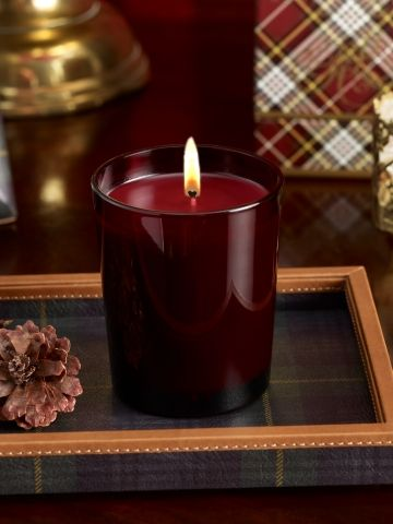 candles always add such a warm glow and sets the mood for happy encounters.