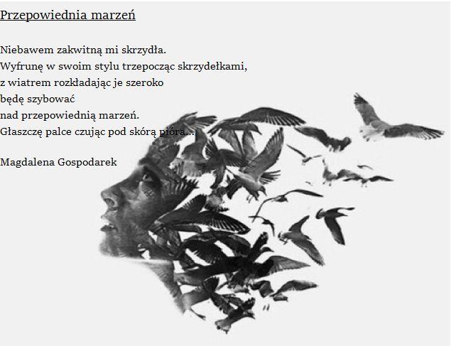 Poezja, Wiersz o odwadze marzeń, spełnianiu marzeń, wierze w siebie. #poezja #cytat #cytaty #tekst polska #polish #popolsku #wiersze #wiersz #inspiracja #magdalenagospodarek