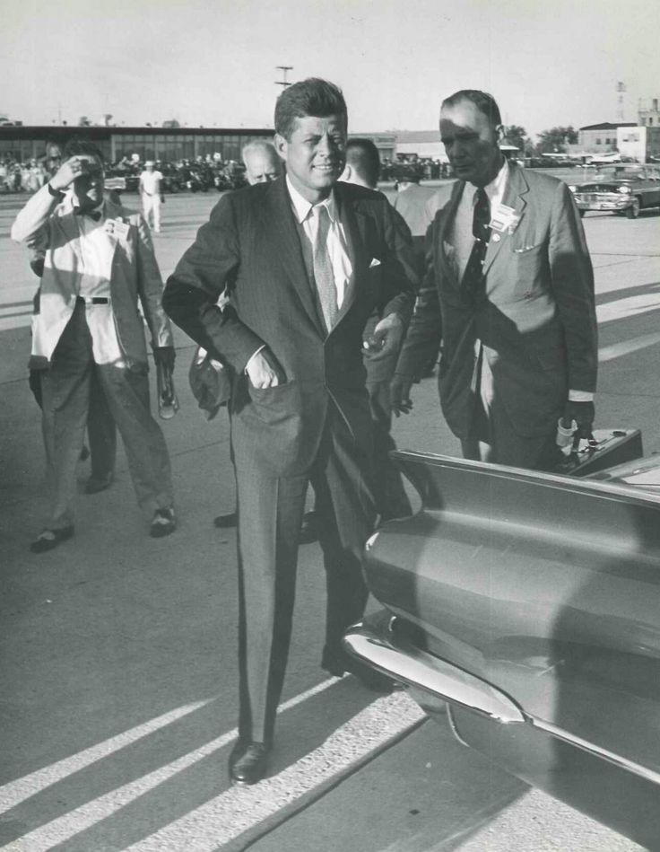 Kennedy assassination 50 years later: See historic photos of JFK's Flint visits | MLive.com