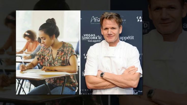 TV chef Gordon Ramsay roasted over 'don't worry about school' comments
