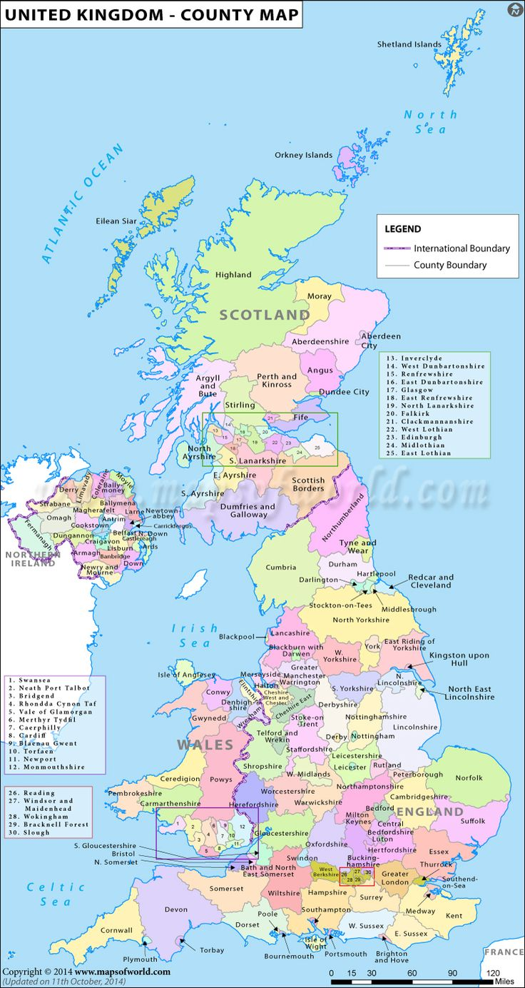 it is a good idea to have the copy of uk counties map while moving anywhere for traveling adventure and see the famous place and much more
