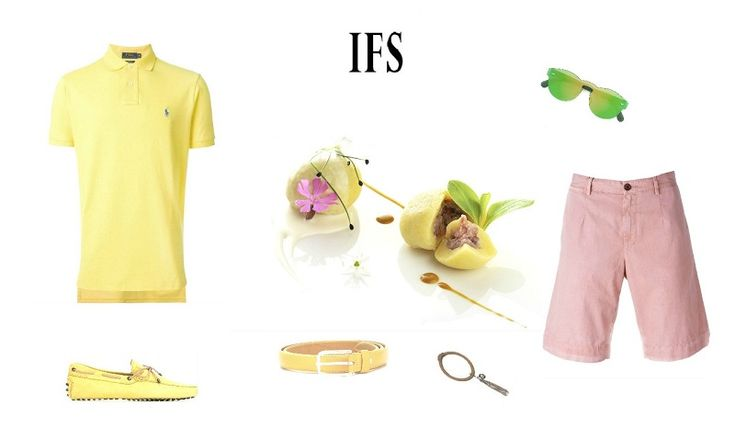 #fashion #style #look #outfit #yellow #pink #manstyle #fashionman #outfitoftheday #outfit