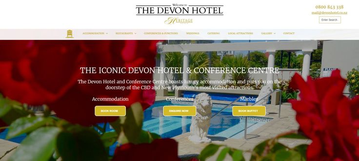 The Devon Hotel is the perfect destination. Relax in one of our stunning gardens, unwind in the heated outdoor pool and spa, take one of our bicycles out to explore the city's award winning coastal walkway, stay cozy next to the fire in The Rocks Lounge Bar or enjoy a delicious meal in Marbles Buffet Restaurant - you will be spoilt for choice!