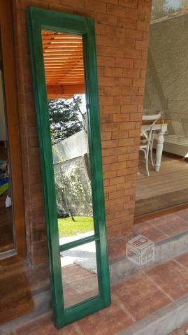 Espejo en puerta de demolición antigua, Región Metropolitana | yapo.cl