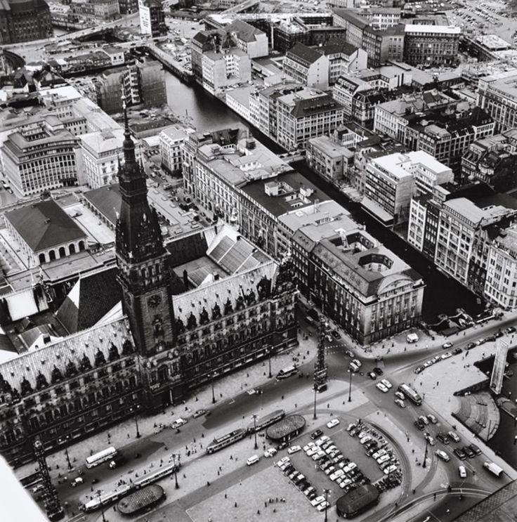 Rathausmarkt, 1956