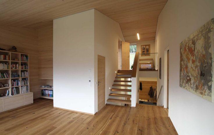 Einfamilienhaus - Holzhaus Modern - Was wir bauen - Meiberger Holzbau - Wohlfühl-Holzbauten individueller Architektur