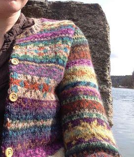 """nitsirk: min """"Orkney"""" pattern by Marie wallin on ravelry"""