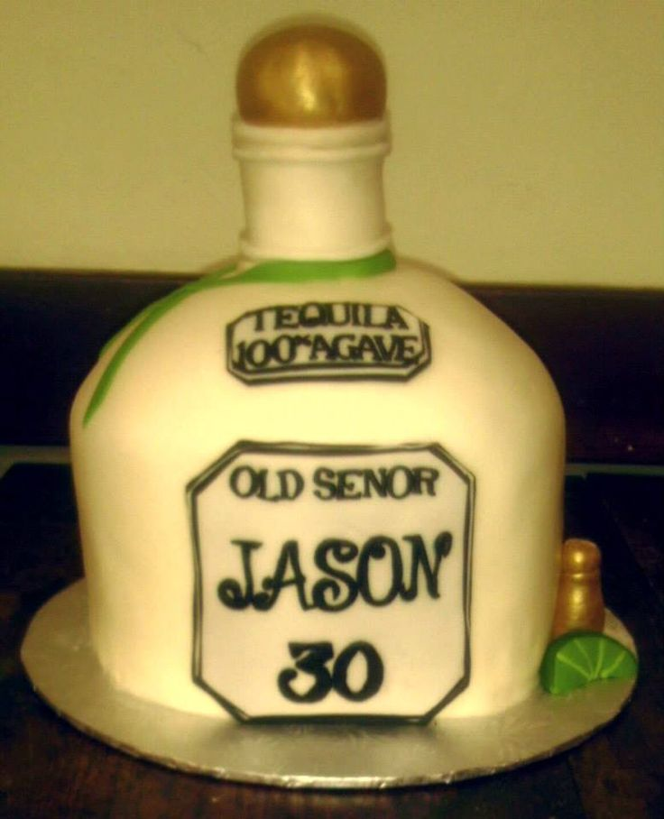 Tequila Bottle Cake Cakehag Com Art And Shaped Cakes