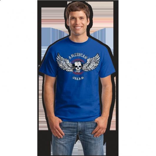 Skull wings tricouri online