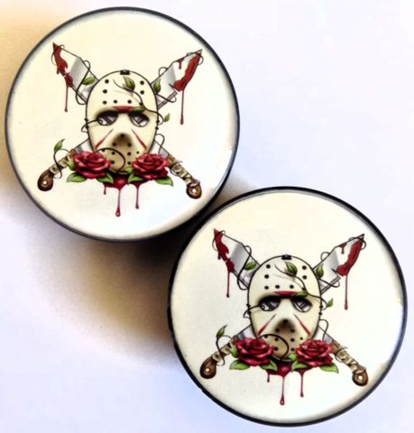 Jason Voorhees / Friday the 13th Plugs