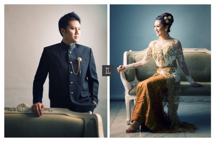 #wedding #photo #studio #on #venue #golden #gown #inspiration