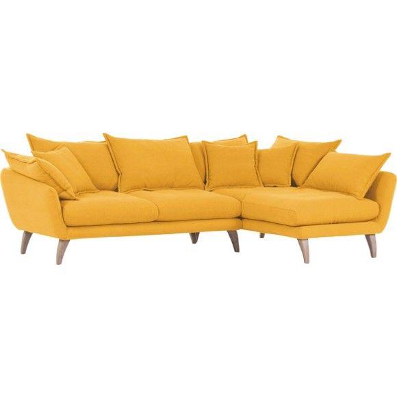 Die Couch In Freundlichem Gelb Begeistert Ihrem Wohnzimmer So Entspannen Sie Nach Einem Anstrengenden CouchSofaFacility