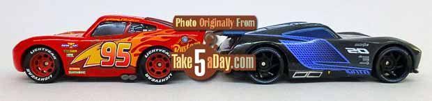Mattel Disney Pixar CARS 3: Jackson Storms … In | Take Five a Day