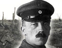 Hitler och första världskriget | Historia | SO-rummet