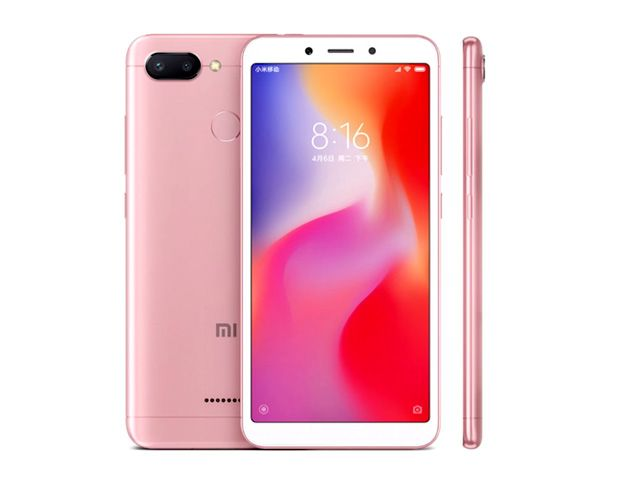 Tg18 Xiaomi Launch Redmi 6 And 6a See It S Price And S Xiaomi Smartphone Deals Smartphone