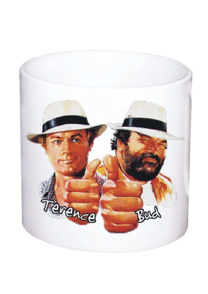 Bud Spencer & Terence Hill mug